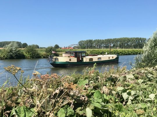 Fietsroute, fietsblog, review, Spierevallei, Spiere-Helkijn, Schelde