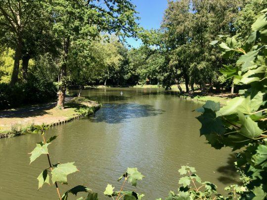 Fietsroute, fietsblog, review, Spierevalleiroute, Estaimbourg, Domaine de Bourgogne