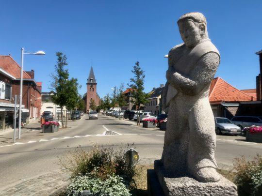 Fietsroute, fietsblog, review, Spierevalleiroute, Leers-Nord