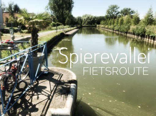 Fietsroute, fietsblog, review, Spierevallei