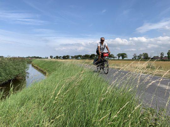 Fietsroute fietsblog review kust