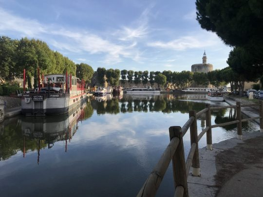 Fietsreis reisverslag viarhona dagboek Camargues Aigues-Mortes