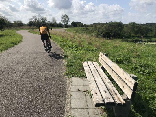 Fietsroute fietsblog review Schelde