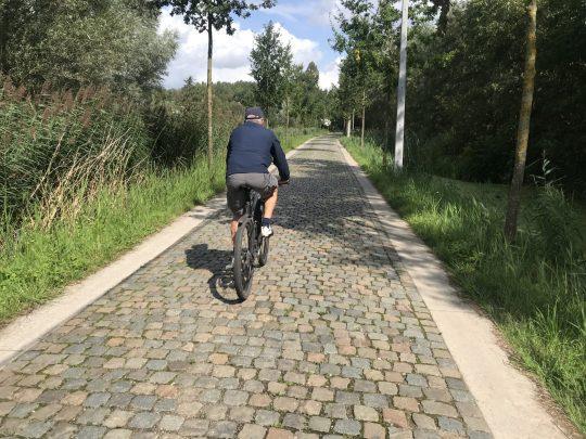 Fietsroute fietsblog review