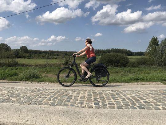 Fietsroute fietsblog polders Kruibeke