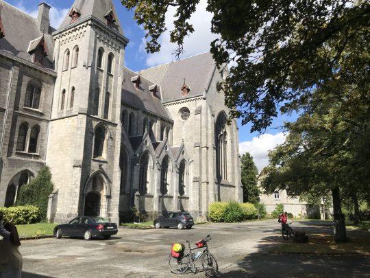 Fietsroute fietsblog review recensie RAVeL abdij Maredret