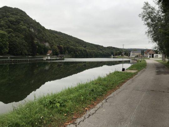 Fietsroute fietsblog review recensie RAVeL Maas Maasvallei
