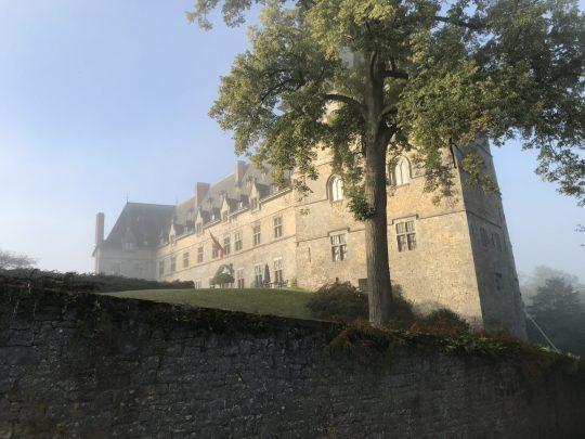 Fietsroute fietsblog review recensie Chimay kasteel prinsen
