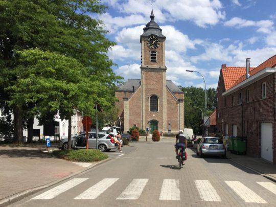 Fietsroute fietsblog review hoppestreek Mollem