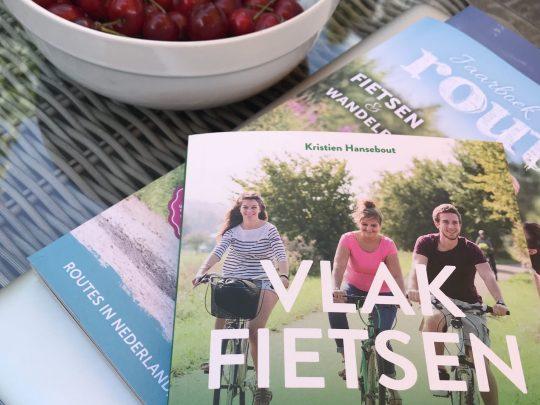 Fietsroute fietsblog review recensie fietsen Hansebout fietsgids