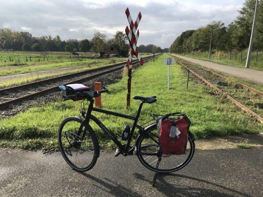 Fietsroute fietsblog review Beringen railbikes spoorfietsen Tessenderlo