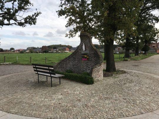 Fietsroute, fietsblog, review, kapelletje