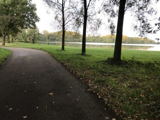 Fietsroute, fietsblog, review, Paalse Plas