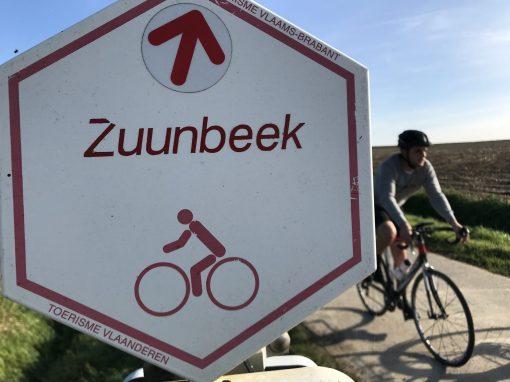 Fietsroute fietsblog Zuunbeekroute review