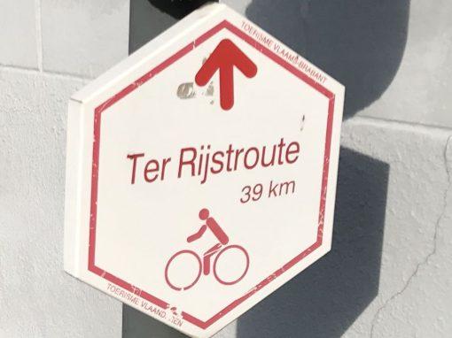 Fietsroute fietsblog review Rijstroute fietsen