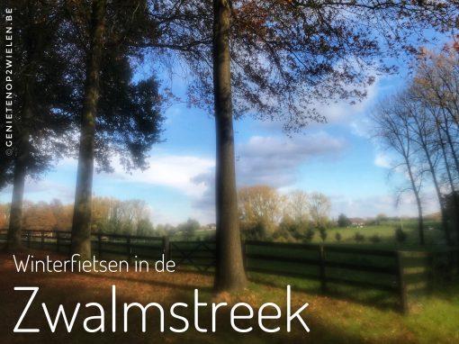 Fietsroute, fietsblog, review, zwalmroute, zalmvallei, zwalmstreek winterfietsen