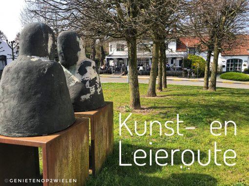 Fietsroute, fietsblog, review, Kunst- en Leieroute, Sint-Martens-Latem