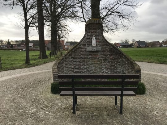 Fietsroute reisverslagen fietsblog review fietslus fietsverslagen Natuurpark Gerhagen Fietsparadijs Limburg