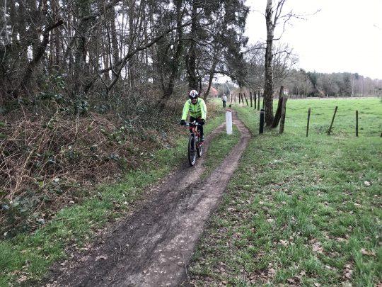 Fietsroute reisverslagen fietsblog review fietslus fietsverslagen Natuurpark Gerhagen