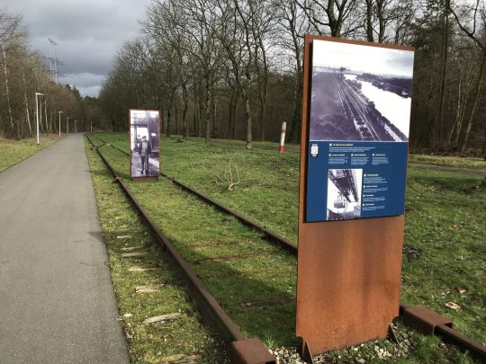 Fietsroute reisverslagen fietsblog review fietslus fietsverslagen Natuurpark Gerhagen Kolenhaven Beringen-Mijn