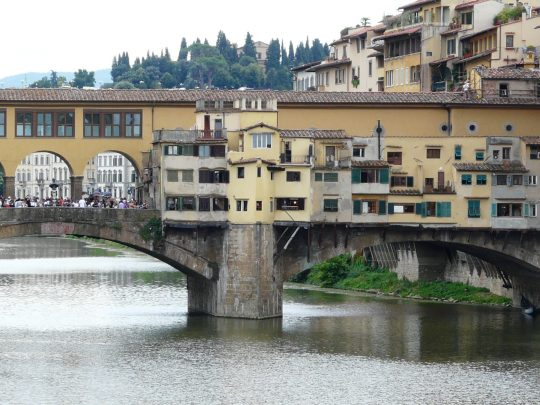 Fietsreis fietsroute review reisverslag fietsbedevaart Romereis Firenze