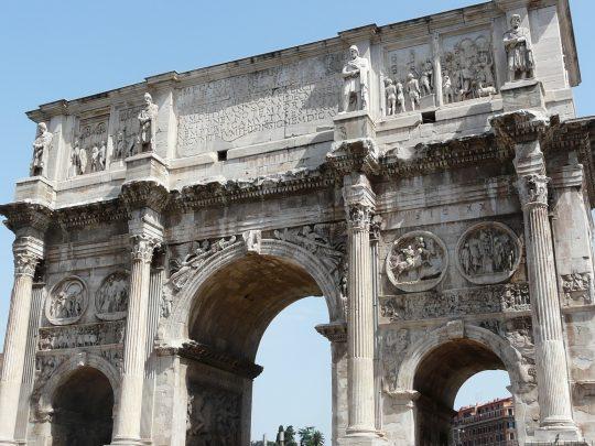 Fietsreis fietsroute review reisverslag fietsbedevaart Romereis Rome
