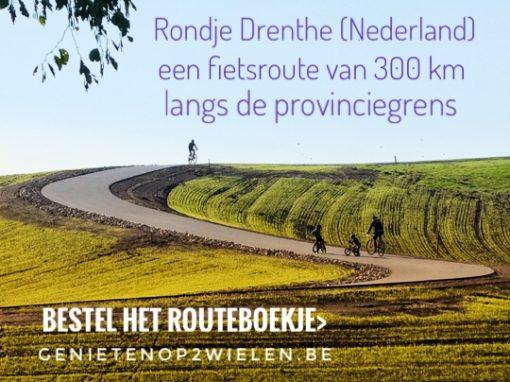 Fietsroute fietsblog review fietslus fietsverslagen Rondje Drenthe