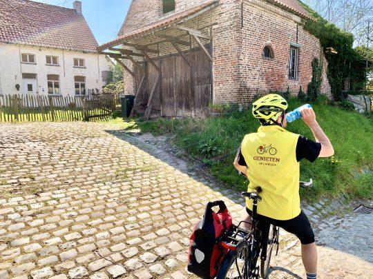 Fietsroute, fietsblog, review, zalmroute, zalmvallei, zwalmstreek, water, Dikkele