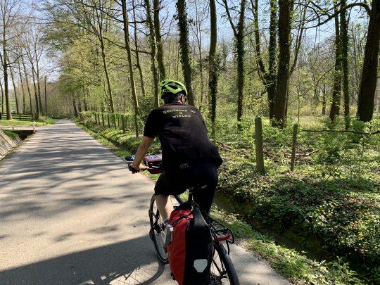 Fietsroute, fietsblog, review, zalmroute, zalmvallei, zwalmstreek