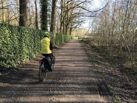 Fietsroute fietsblog review fietslus fietsverslagen