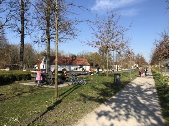 Fietsroute fietsblog review fietslus fietsverslagen Laarne