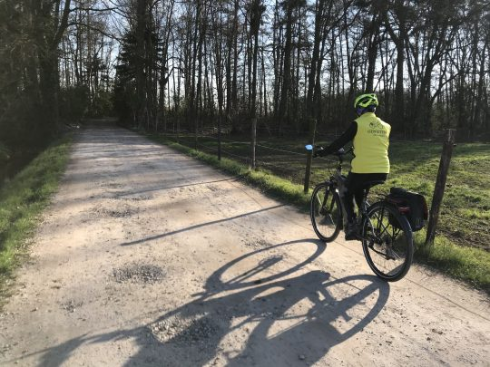 Fietsroute fietsblog review fietslus fietsverslagen Prullenbos