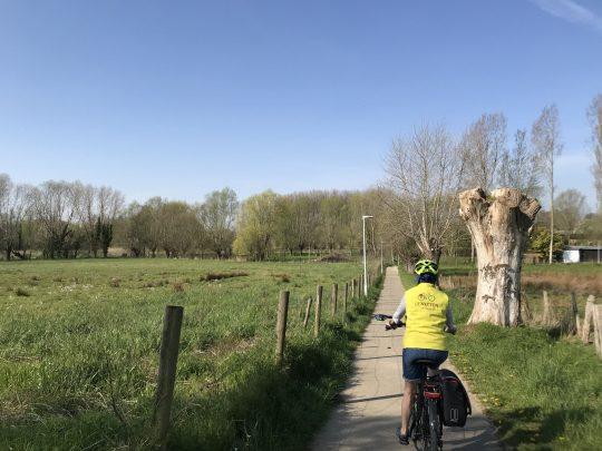 Fietsroute, fietsblog, review, zalmroute, zalmvallei, zwalmstreek, water, Balegem