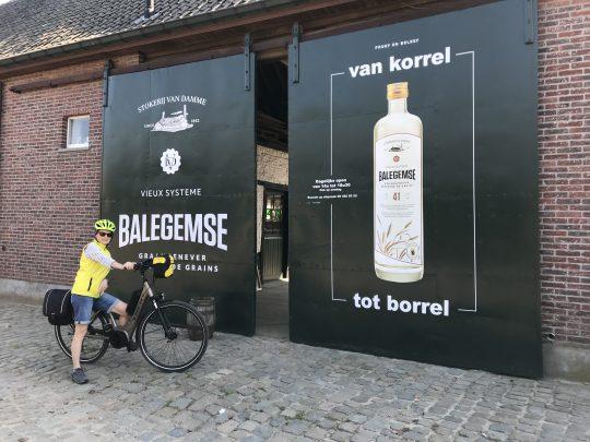 Fietsroute, fietsblog, review, zalmroute, zalmvallei, zwalmstreek, water, Balegem, Stokerij, Van Damme