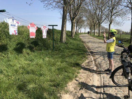 Fietsroute, fietsblog, review, zalmroute, zalmvallei, zwalmstreek, water, Paddestraat