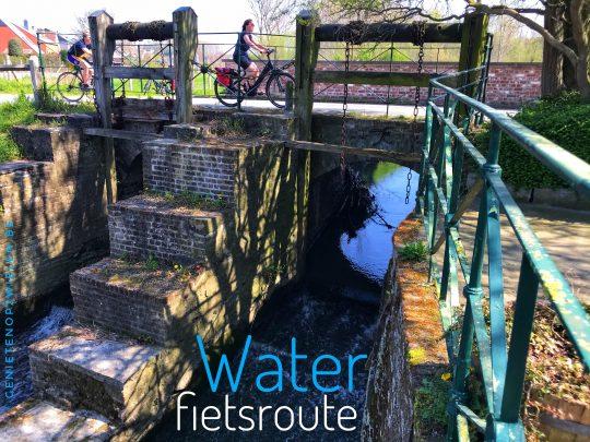 Fietsroute, fietsblog, review, zalmroute, zalmvallei, zwalmstreek, water