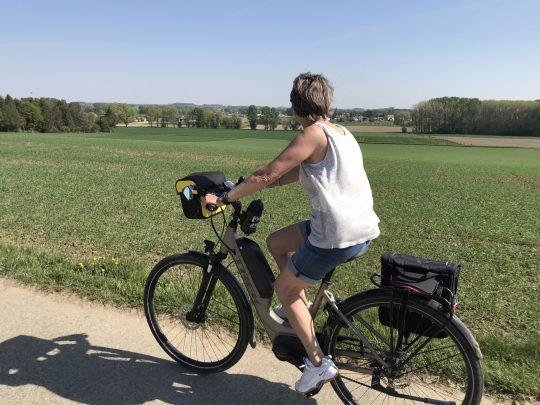 Fietsroute, fietsblog, review, rodelandroute