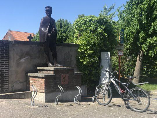 Fietsroute, fietsblog, review, rodelandroute, Letterhoutem