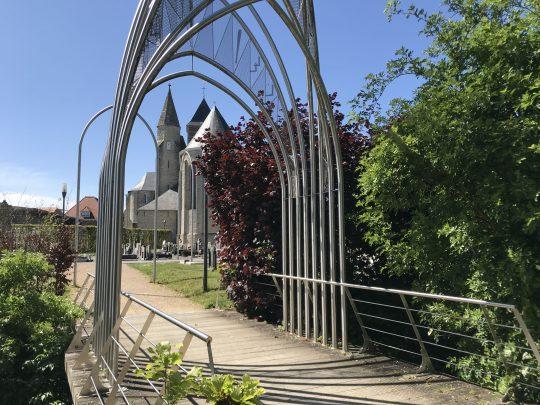 Fietsroute, fietsblog, review, rodelandroute, Sint-Lievens-Houtem