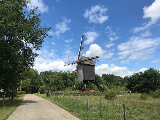 Fietsroute, fietsblog, review, Paters en prinsen culinaire fietsroute, Heimolen, Langdorp