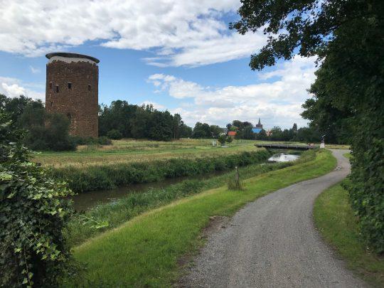 Fietsroute, fietsblog, review, Paters en prinsen culinaire fietsroute, Zichem, Maagdentoren