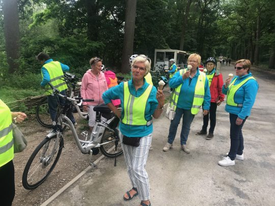 Fietsroute, fietsblog, review, Paters en prinsen culinaire fietsroute, Averbode, Lekdreef