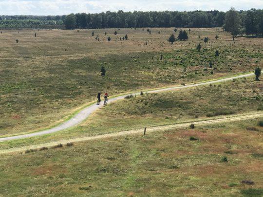 Fietsroute, fietsblog, review, rondje Drenthe, Aekingerzand, Nationaal Park Drents-Friese Wold