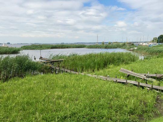 Fietsroute, fietsblog, review, rondje Drenthe, Zuidlaardermeer