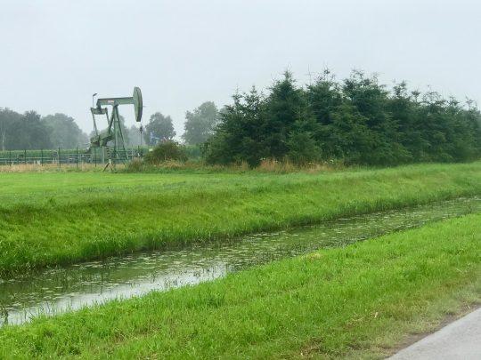Fietsroute, fietsblog, review, rondje Drenthe, Ja-knikker, Erdölwerk