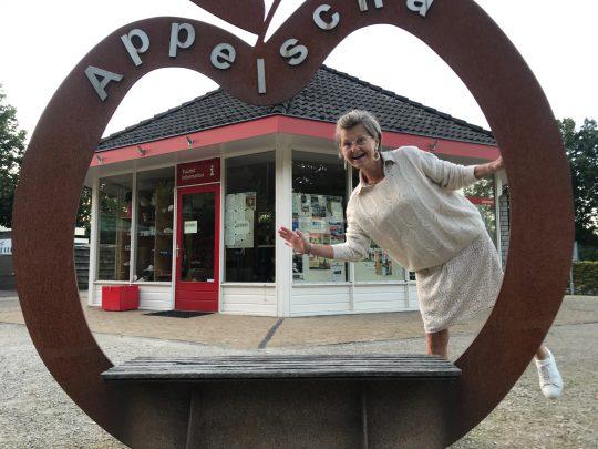 Fietsroute, fietsblog, review, rondje Drenthe, Appelscha