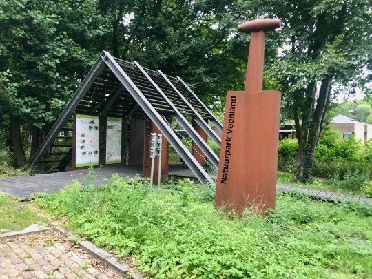 Fietsroute, fietsblog, review, rondje Drenthe, Bargerveen, Natuurpark Veenland