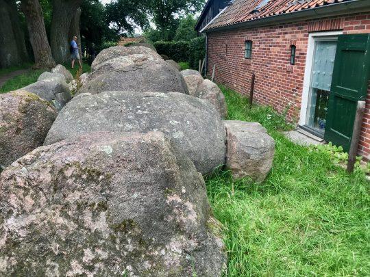 Fietsroute, fietsblog, review, rondje Drenthe, hunebed, Midlaren