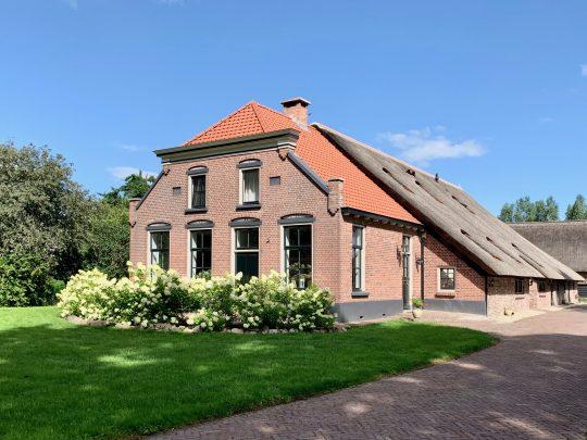 Fietsroute, fietsblog, review, rondje Drenthe, Nijeveen