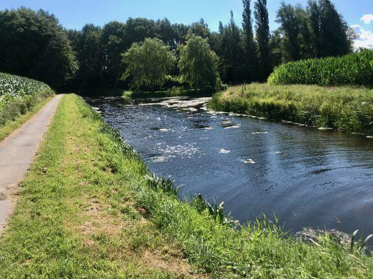 Fietsroute, fietsblog, review, rondje Drenthe, Nieuwlande